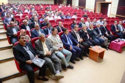 Bitlis'te borçların yapılandırılması toplantısı düzenlendi