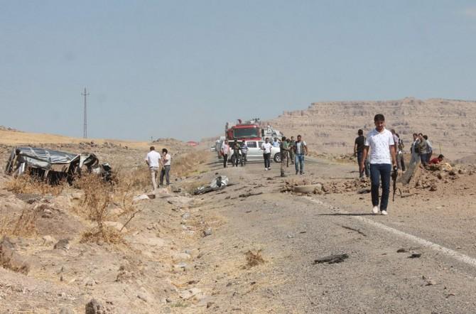 Derik'teki saldırıda bir asker daha hayatını kaybetti