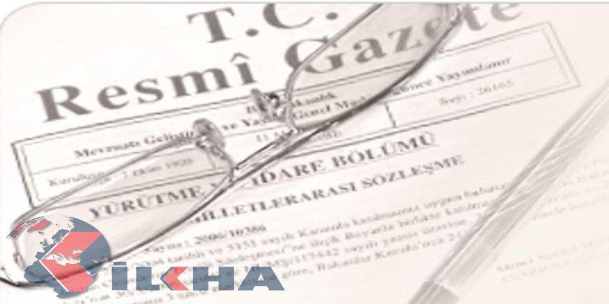 Banka ve kredi kartı yönetmeliğindeki değişiklik Resmi Gazete'de