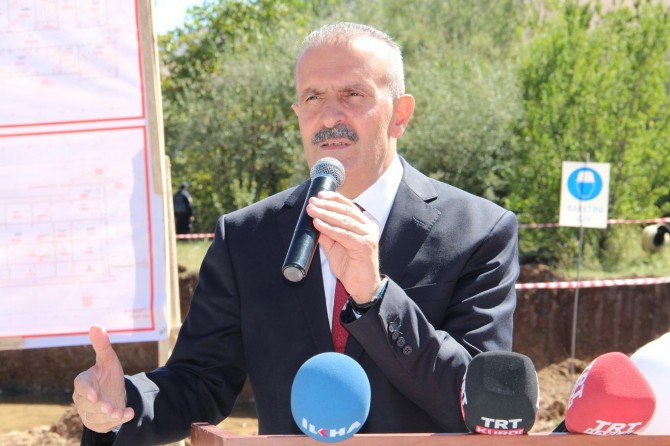 Bölgeye gelen yatırımlar belediyeler tarafından engellendi