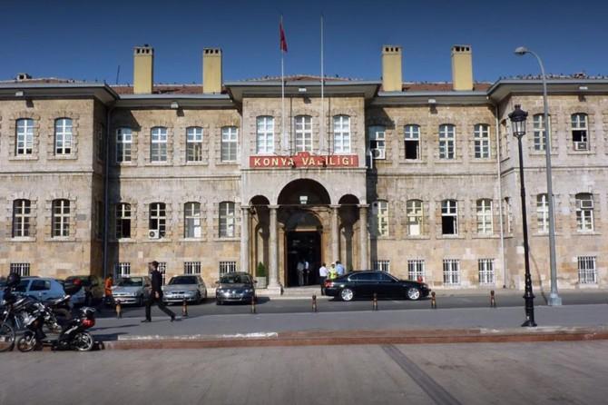 Konya'da 676 kişi memurluktan atıldı