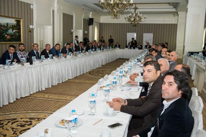 Van Güçbirliği Platformu 4. toplantısını gerçekleştirdi