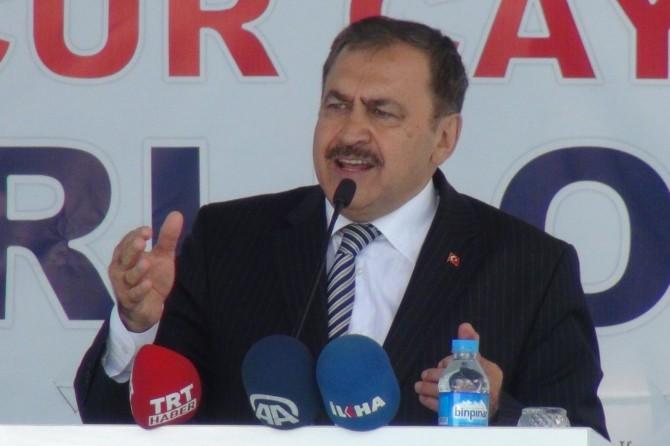 Bakan Eroğlu: Bingöl termal turizmin merkezi olacak