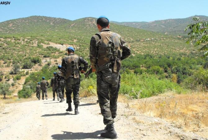 Doğubayazıt'ta 2 PKK'li öldürüldü