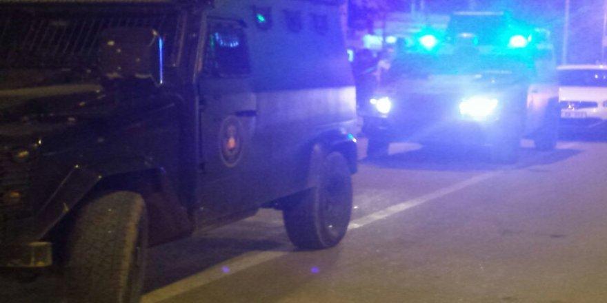 Van Başkale'de 1 PKK'li öldürüldü