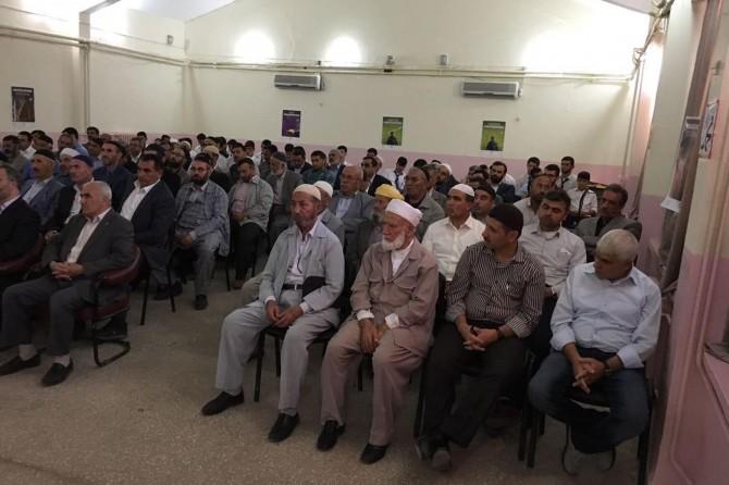 Çınar'da camiler ve din görevlileri haftası etkinliği