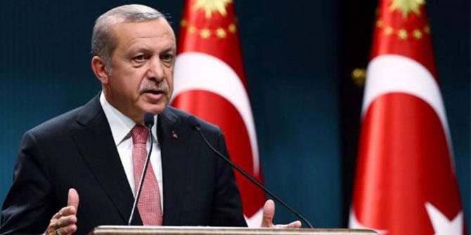 Cumhurbaşkanı Erdoğan'dan Şemdinli saldırısı açıklaması