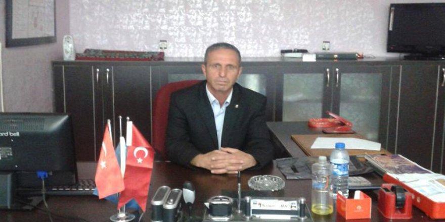 AK Parti Dicle  İlçe Başkanı öldürüldü