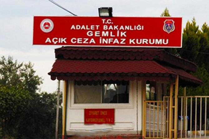 Gemlik Cezaevindeki yasak kaldırıldı