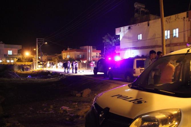 Midyat'ta silahlı saldırı: 1 yaralı