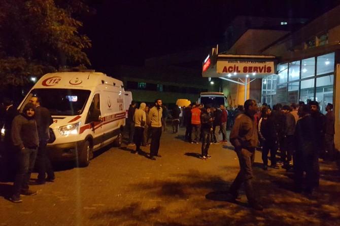 Bingöl Genç'te bombalı saldırı: 1 polis hayatını kaybetti, 20 kişi yaralandı
