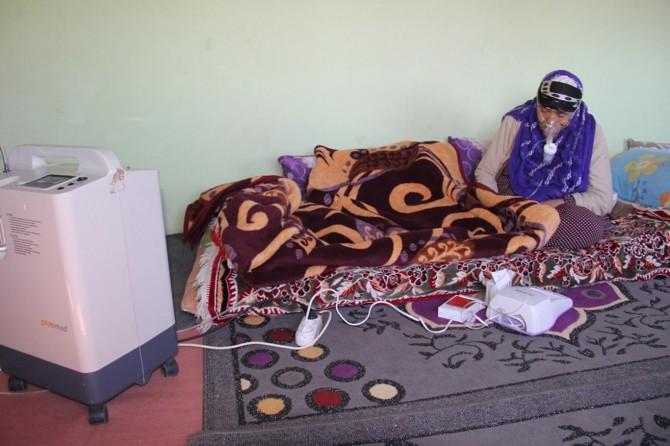 Umudunu elektrikten kesen KOAH hastası jeneratör aldı