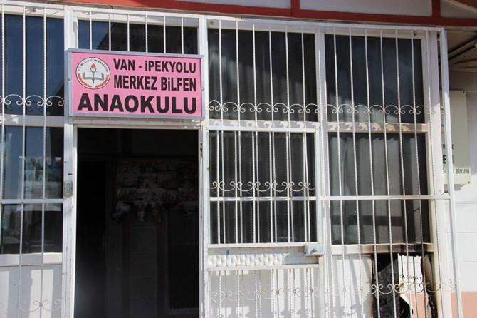 Van'da okul yakan 3 PKK'li yakalandı