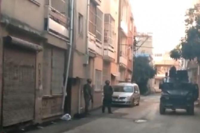 Adana'da Canlı bomba oldukları gerekçesiyle 7 kişi gözaltına alındı