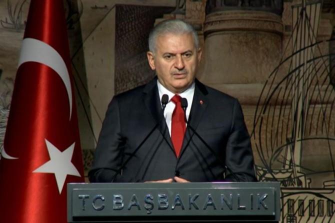 Başbakan, Türkiye Yatırım Danışma Konseyi Toplantısında konuştu