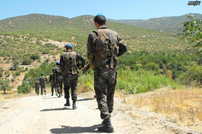 Bir haftada 16 PKK'li öldürüldü