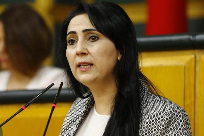 Figen Yüksekdağ'ın hapis cezası onandı