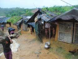 450 Myanmarlı Müslüman Malezya'ya sığındı