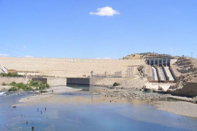 Batman Valiliğinden barajdan su tahliyesi uyarısı