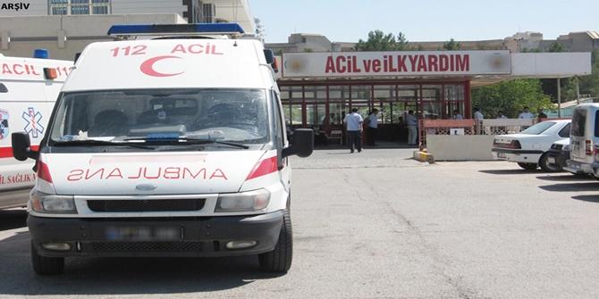 Trafik kazasında yaralanan Çınarlı genç vefat etti