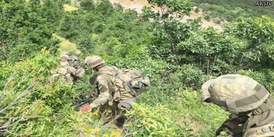 Şırnak'ta 10 PKK'li öldürüldü