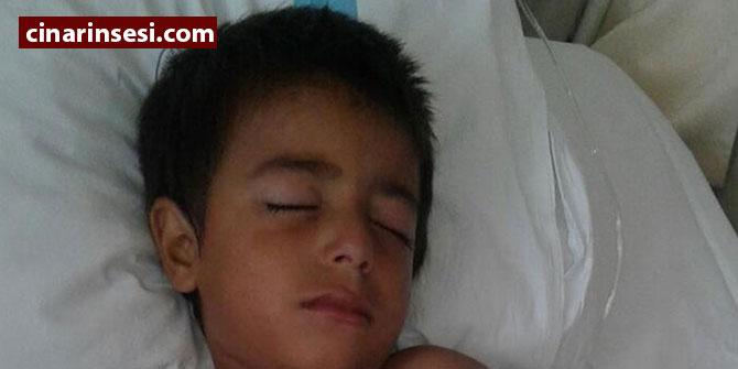 Kemik erimesi hastası minik çocuk yardım bekliyor
