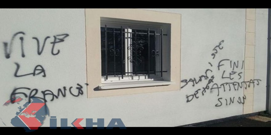 Fransa'da yine bir cami saldırısı