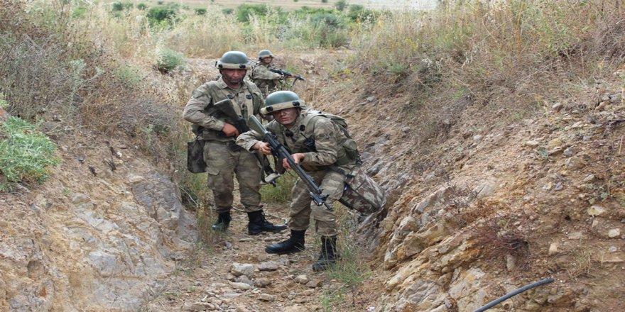 Uludere'de 1 asker hayatını kaybetti