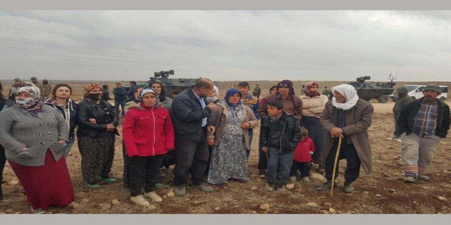 Şırnak'ta arazi kavgası:12 gözaltı