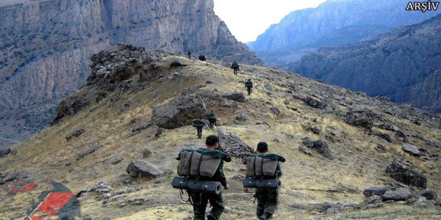 Hakkâri'de 20 PKK'li öldürüldü