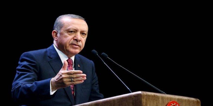 Cumhurbaşkanı Erdoğan 12 üniversiteye rektör atadı