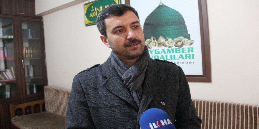 """""""Yetkili merciler Siyer Sınavı'na engel olmamalı"""""""