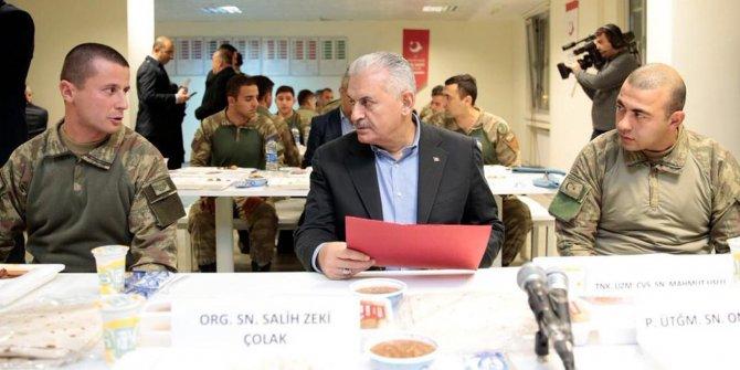 Başbakan Yıldırım Gaziantep'te