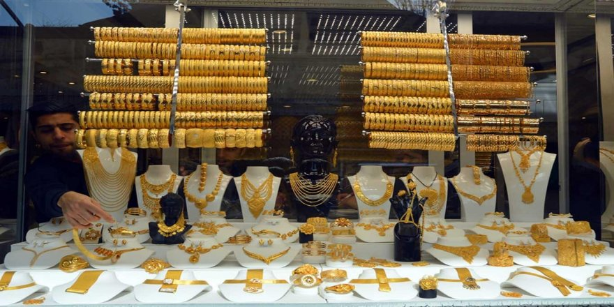 Altın fiyatlarındaki yükseliş satışları düşürdü