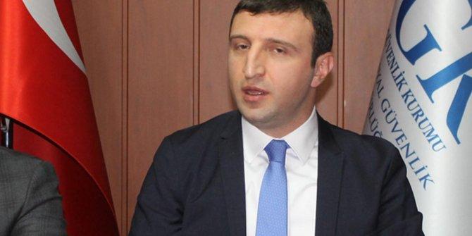 Çalışma ve Sosyal Güvenlik Bakan Yardımcısı Yegin Şırnak'ta