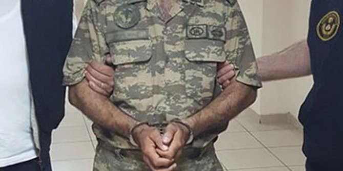 16 eski TSK personeli gözaltına alındı