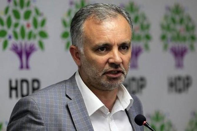 HDP milletvekili Bilgen gözaltına alındı