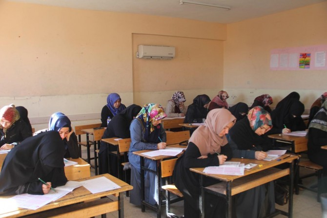 Adanalılar Siyer Sınavı'na akın etti