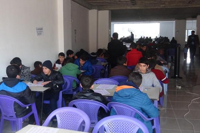 Osmaniye'de engellemelere rağmen Siyer Sınavı yapıldı