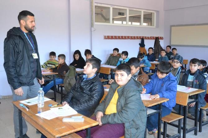 Siverek'te Siyer Sınavı'na yoğun ilgi