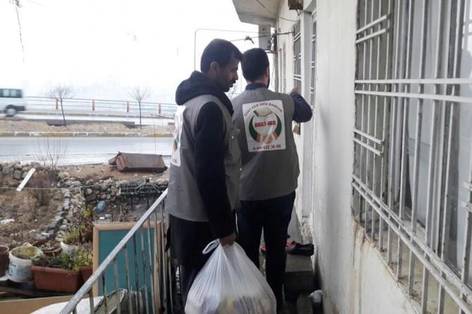 Mardin Dost-Der'den 638 aileye yardım