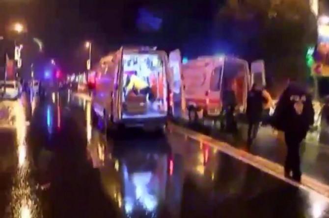 Gece kulübü saldırısında 9 kişi daha tutuklandı