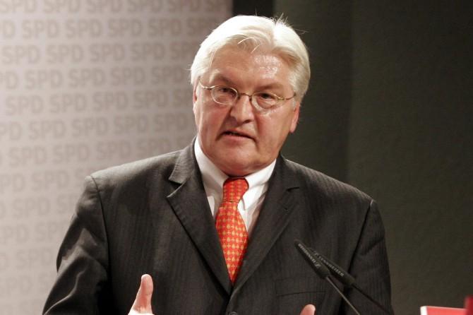 Almanya'nın yeni cumhurbaşkanı Steinmeier oldu