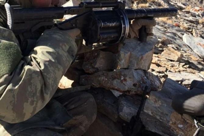 Amanoslarda çatışma: Bir asker hayatını kaybetti