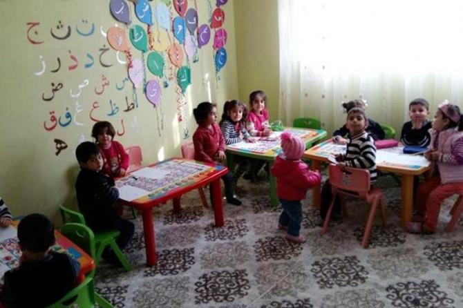Ergani'de miniklere yönelik Kur'an kursu açıldı