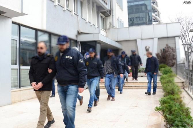 Bursa'da FETÖ ve PKK operasyonları