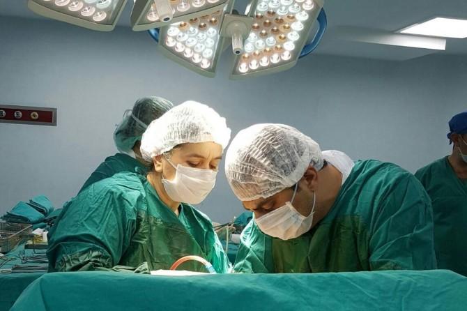 Karaciğeriyle başka bir hastaya umut olacak