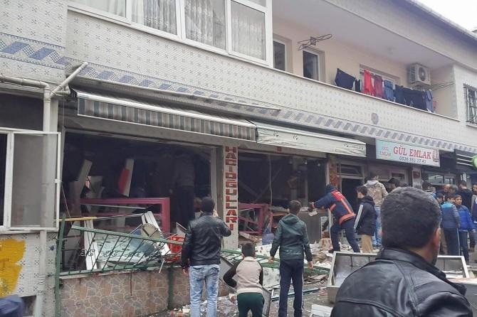 İstanbul'da patlama: Biri ağır, 7 yaralı