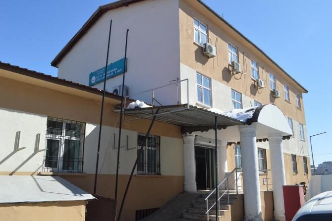PKK'lilerin tahrip ettiği sağlık merkezi hizmete açıldı