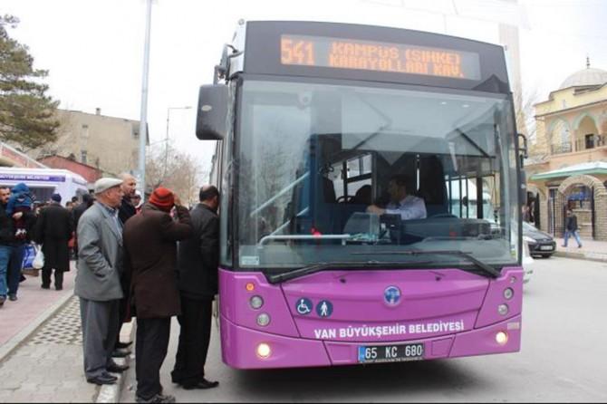 Edremit TOKİ'lere ek otobüs sefer müjdesi